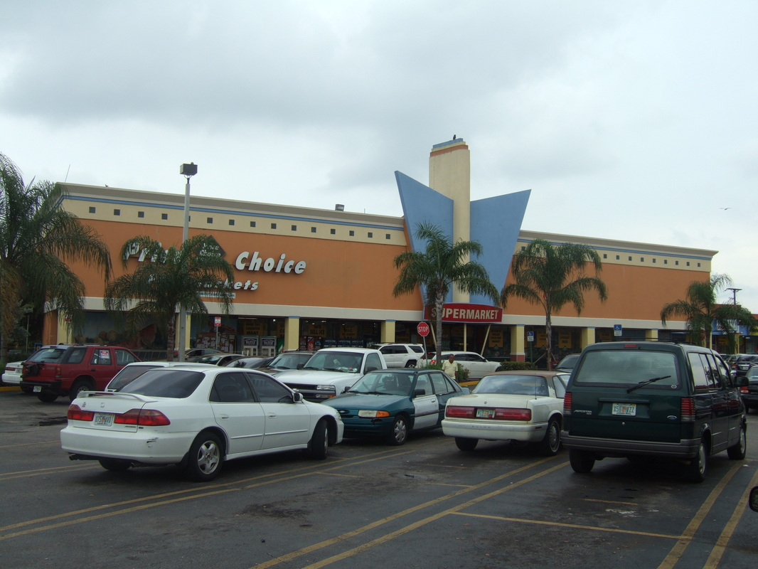 Miami Gardens Shopping Plaza, Miami, FL
