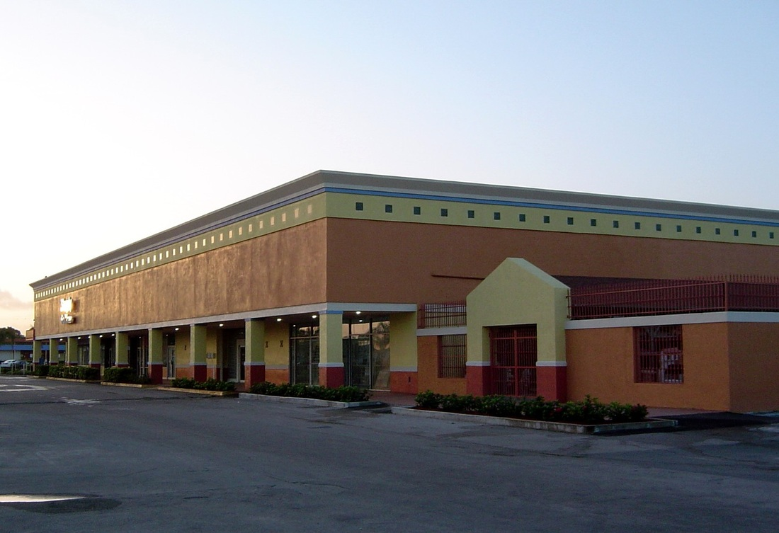 Store for rent NW 183 St., Miami Gardens FL